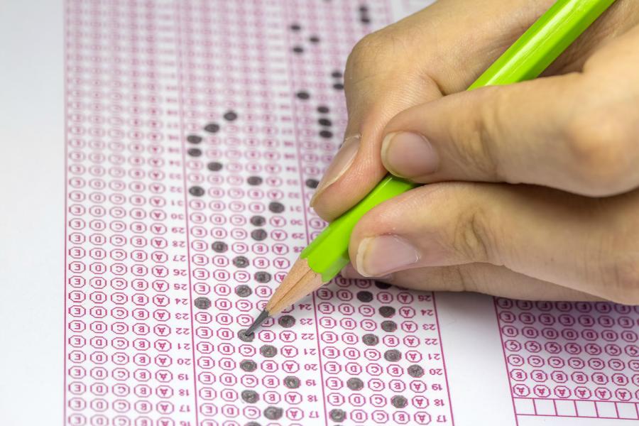 חרדת בחינות – מבחן פסיכומטרי